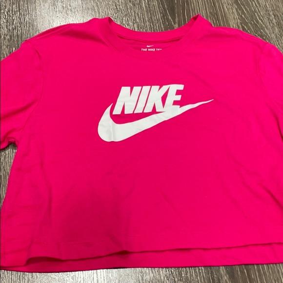 Hot Pink Nike T